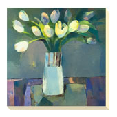 Lilacs, Freesias And Tulips II
